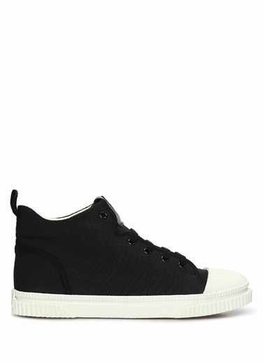 Loewe Loewe  Dokulu Logolu Kadın Sneaker 101613488 Siyah